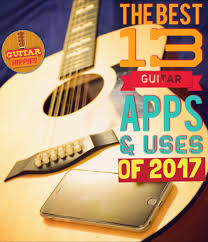 the 13 best guitar apps that you will actually use in 2017