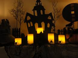 images of silhouette halloween haunted houses wallpaper sc