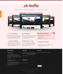 ja norite grid based joomla template joomla templates and