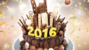 New Years Eve Decorated Cookies by New Years Eve Chocolate Explosion Cake From Cookies Cupcakes And