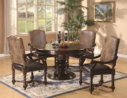 Round Formal Dining Room Sets For 8 by Home Design Beautiful Dark Brown Wood Unique Dining Room Round