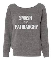 womens sweater womens sweater smash the patriarchy museum of the city of york