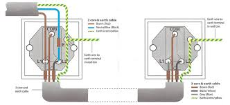 replacing light switch 2 black wires how to install a two way light switch