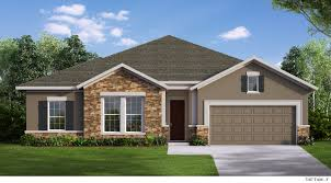 Rivergate Floor Plan by David Weekley Homes