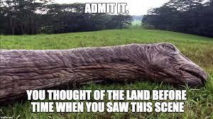 Land Before Time Meme - jurassic world apatosaurus meme by strikerprime on deviantart