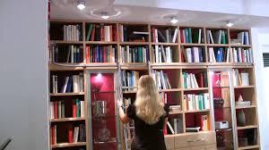 Library Ladders Vario Sliding Ladder System Youtube
