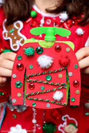 ugly sweater gogo applesauce pouch for kids for christmas holiday