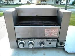 Holman Conveyor Toaster Vulcan Commercial Oven Parts On Popscreen