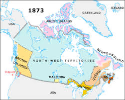 map of canada historical atlas of canada learning project