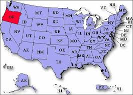 map usa oregon up to 1000 payday loans in oregon usa instant 24 7 approval