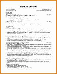 resume format tips informal resume format inspirational mba resume sles mba resume