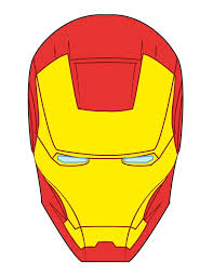 helmet clipart ironman pencil and in color helmet clipart ironman