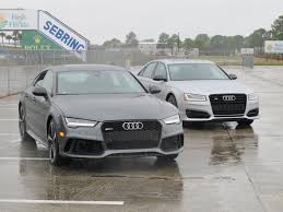 audi 2016 2016 audi rs 7 performance and s8 plus first drive review