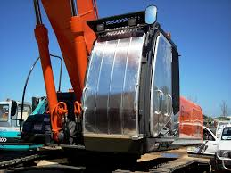 we specialize in vandal guards for excavators and earthmoving