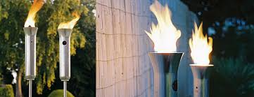 how to light a propane torch olympic torch propane patio torches the green head
