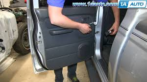 nissan frontier year 2000 how to install replace rear window switch 2000 04 nissan frontier
