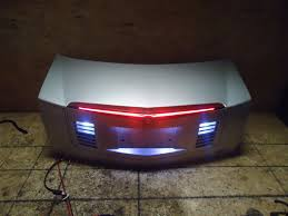 2003 cadillac cts backup light cover used cadillac cts trunk lids parts for sale