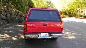 1999 toyota tacoma xtra cab trd off road western washington