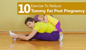 Want To Enjoy Post Pregnancy Top 10 Tummy Exercises After Pregnancy You Should Do