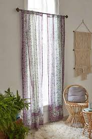 Lavender Window Treatments - 8 funky window treatments that will appeal to your quirky side