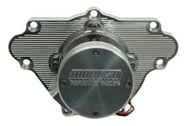 automotive electric water pump moroso billet aluminum oem mount electric water pumps 63565 free