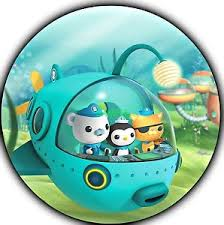 octonauts cake toppers octonauts edible birthday cake topper frosting sheet