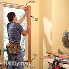 Cost To Replace Interior Doors And Trim How To Install Craftsman Trim Family Handyman