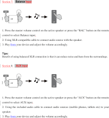 edf32 active monitor speaker user manual s2000db edifier