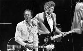 the time chuck berry and keith richards clashed onstage u0027you u0027re