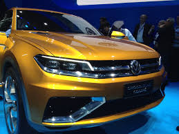 La Auto Show Gallery Of Volkswagen Crossblue Coupe And Gti