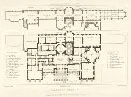 Althorp House Floor Plan Henry Holland Architect Howlingpixel