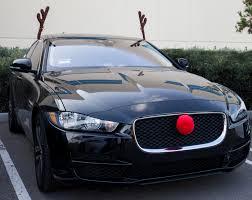reindeer ears for car oxgord reindeer antlers and rudolph nose universal christmas