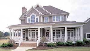 house with porch gorgeous 10 farmhouse house plans wrap around