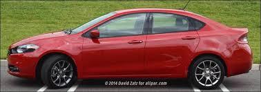 black dodge dart rallye 2014 dodge dart sxt rallye automatic the difference a year makes
