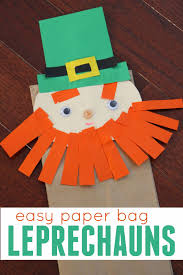 8 easy st patrick u0027s day crafts for kids craft march themes and