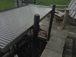 fire pit cooking grate stainless steel fire pit cooking grate jon pohlman
