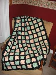 free pattern granny square afghan basic granny square afghan google search crochet afghans granny
