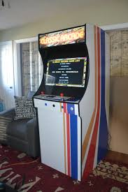 Building A Mame Cabinet The Titan Xl Full Size Arcade Build From Gameroom Designs Canada