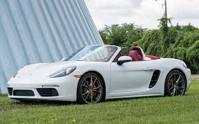 porsche boxster 2017 porsche 718 boxster s 2017 us wallpapers and hd images car pixel