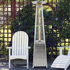 golden flame patio heater 100 real flame pyramid patio heater picture of costco space