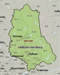 map of oldham oldham domestic cleaning
