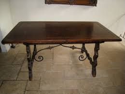 Wrought Iron Dining Table And Chairs Wrought Iron Dining Room Table Kitchen Home Ideas 2017 Including