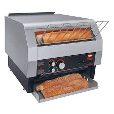 Toast In A Toaster 1800 Toast Qwik Commercial Conveyor Toaster