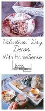 valentine u0027s day decor with homesense anna international
