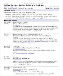 software engineer resume template download free online resume
