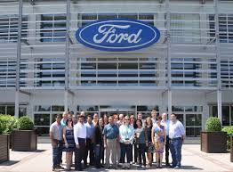 ford motor company human resources daryl mahon professional profile