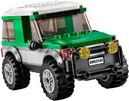 lego jeep lego city 4x4 with catamaran 60149 lego city lego gaminiai