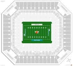 Most Comfortable Stadium Seat Miami Dolphins Seating Guide Hard Rock Stadium Rateyourseats Com