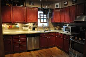 Dark Cabinets Light Countertops Best 30 Kitchen Colors With Dark Cabinets Decorating Design Of