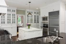 next kitchen furniture built in glass front kitchen china cabinets transitional kitchen